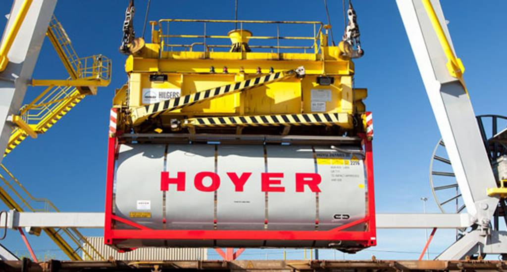 Hoyer Container